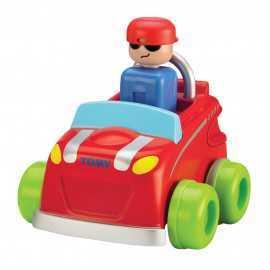 Vehículo Gateadores Push &...