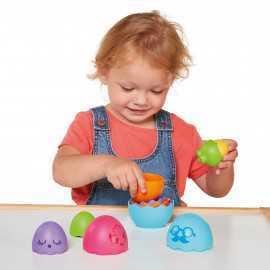 Huevos en el Nido