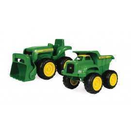 Conjunto Tractor Excavadora...