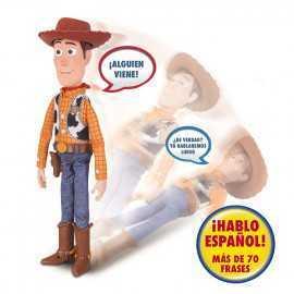 Toy Story 4 Woody Interactivo