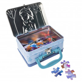 Frozen 2 Mini Lenti Puzzle Tin