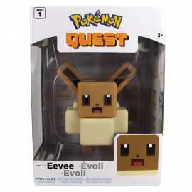 Pokémon Quest Figura Vinilo...
