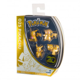 Pokemon Pack 4 Figuras de...