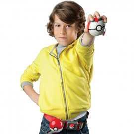 Cinturón Entrenador Pokémon...