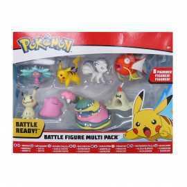 Pokémon Multipack 8 Figuras
