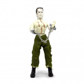 Figura Frankenstein cicatriz