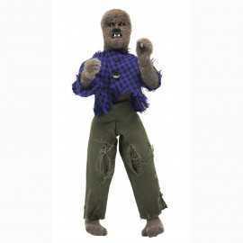 Figura Hombre Lobo Flocada