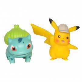 Detective Pikachu Figuras...