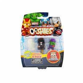 Ooshies Marvel Pack de 4...