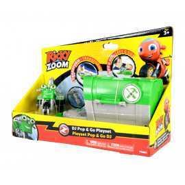 Ricky Zoom Push Pop Playset...