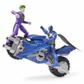 Batman Batmoto con 2...
