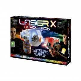 Laser X Revolution Double...
