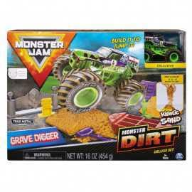Monster Jam Kinetic Dirt...