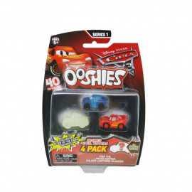 Ooshies Car Pack de 4...