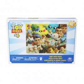 Toy Story 4 Puzzle madera...