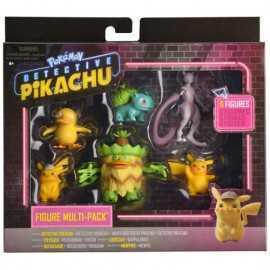 Detective Pikachu Multipack...