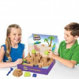 Kinetic Sand Construye tu...