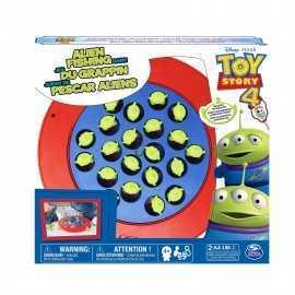 Toy Story 4 Atrapa Aliens
