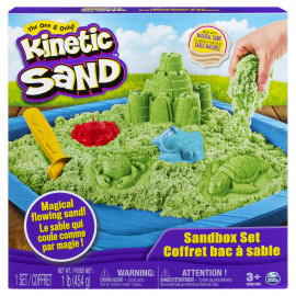 Kinetic Sand Playset Castillo