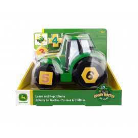 Johnny Tractor Aprende & Monta